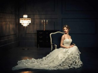 Rich Bride Luxury Luxe