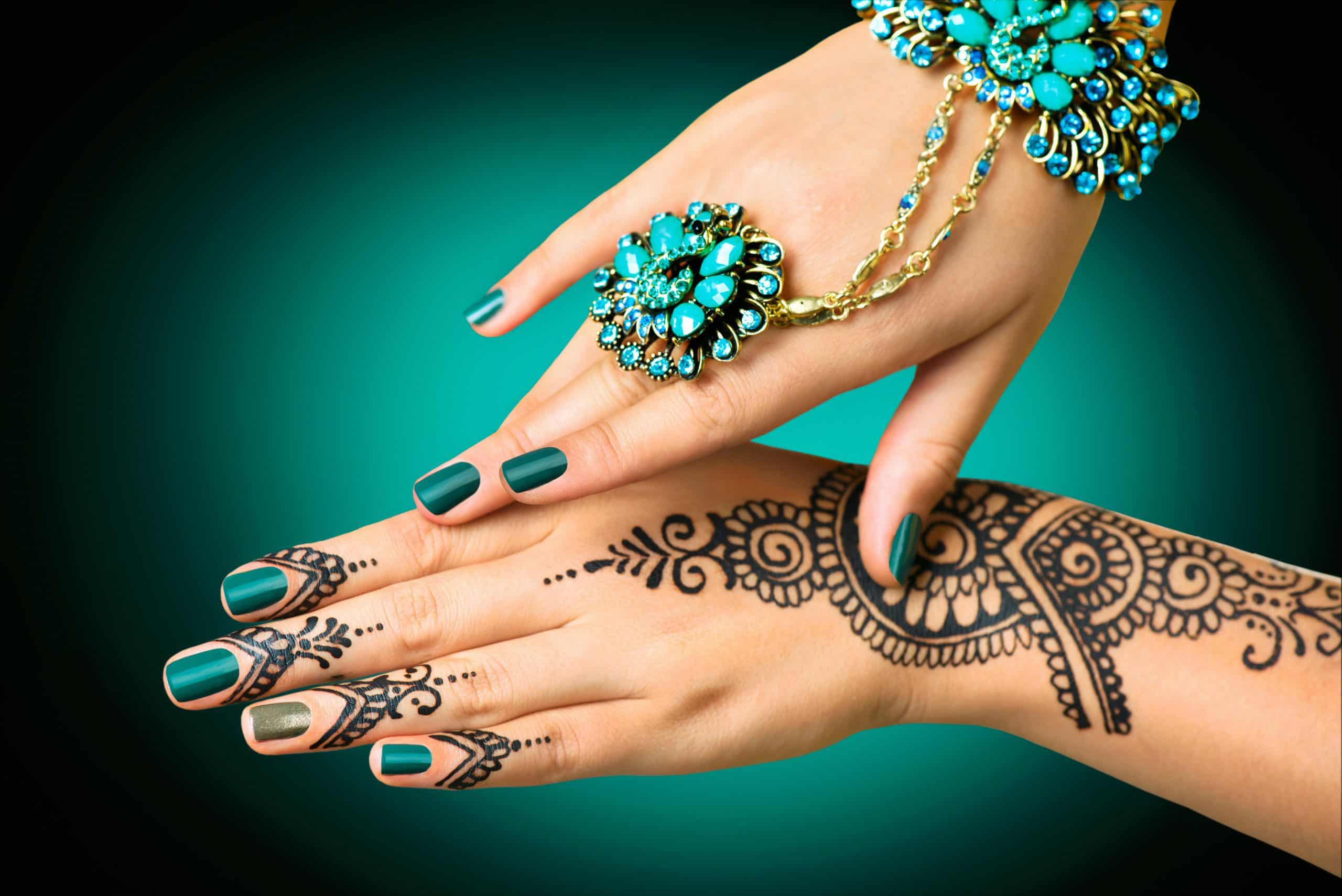 Elements of Mehndi Design
