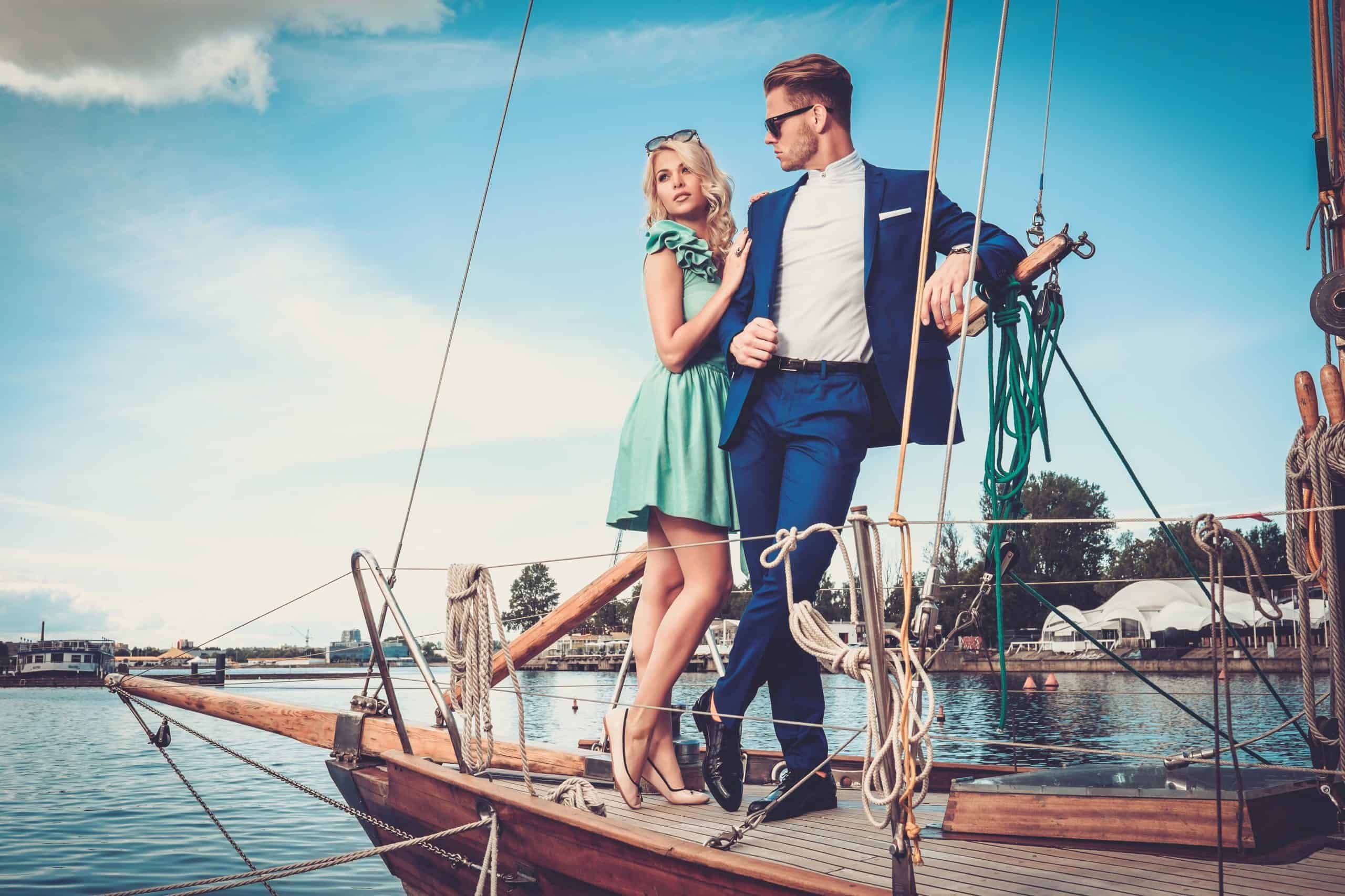 Couple Luxury Prestige High End