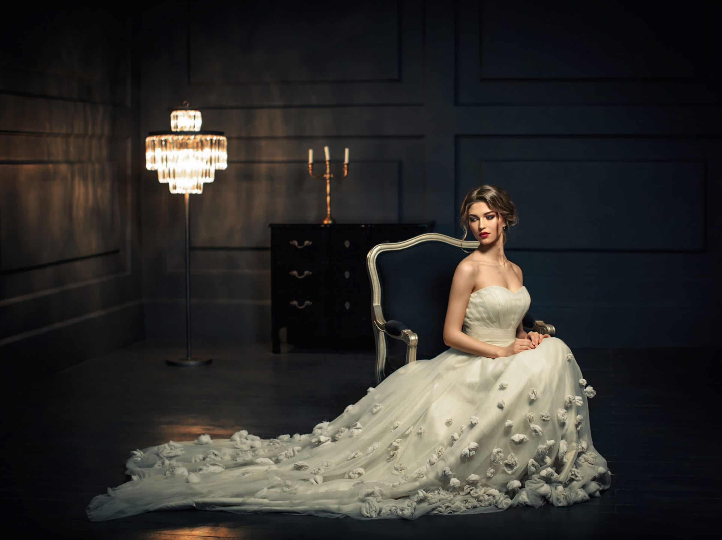 Rich Bride Luxury Luxe