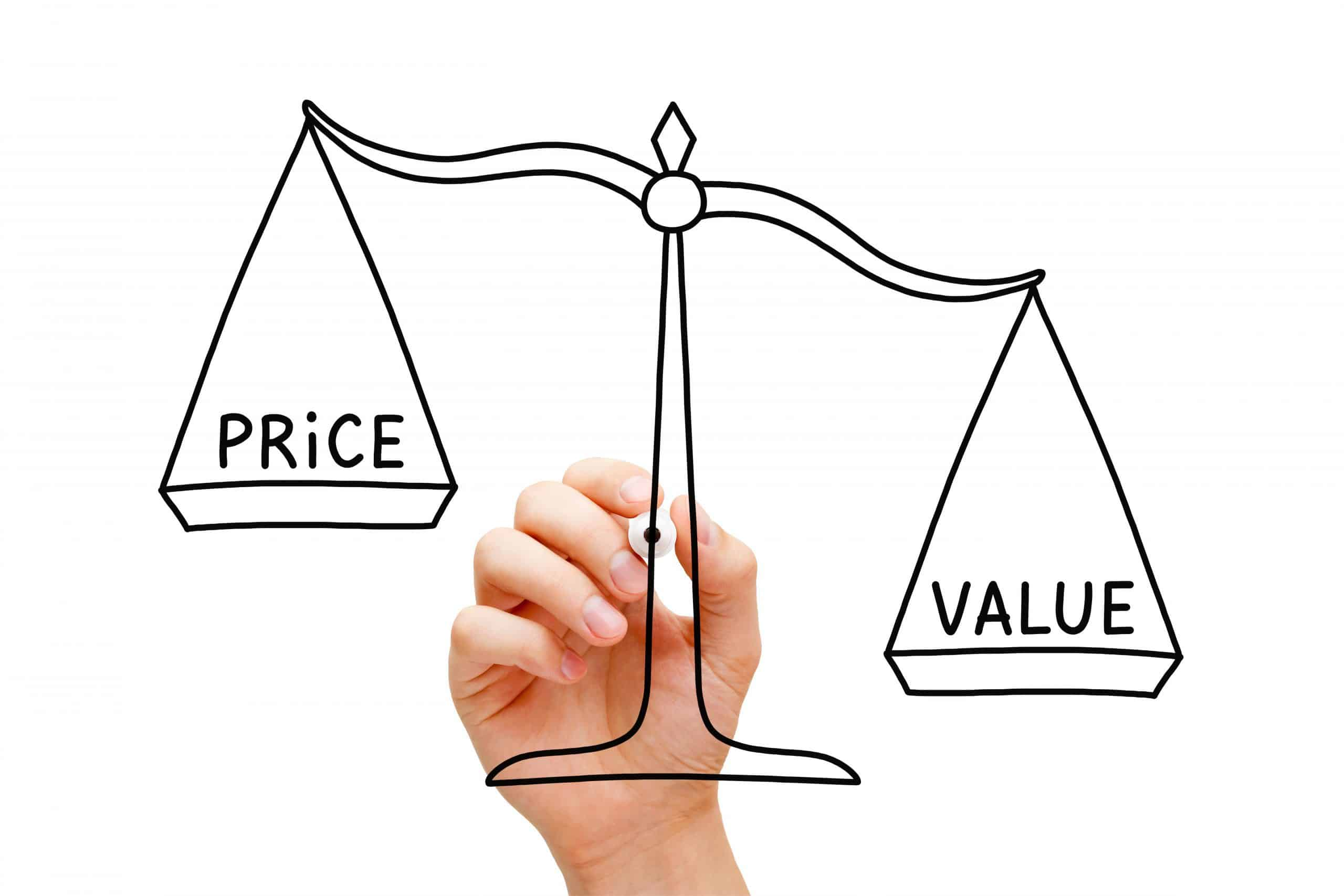 Price Your Packages To Offer Value