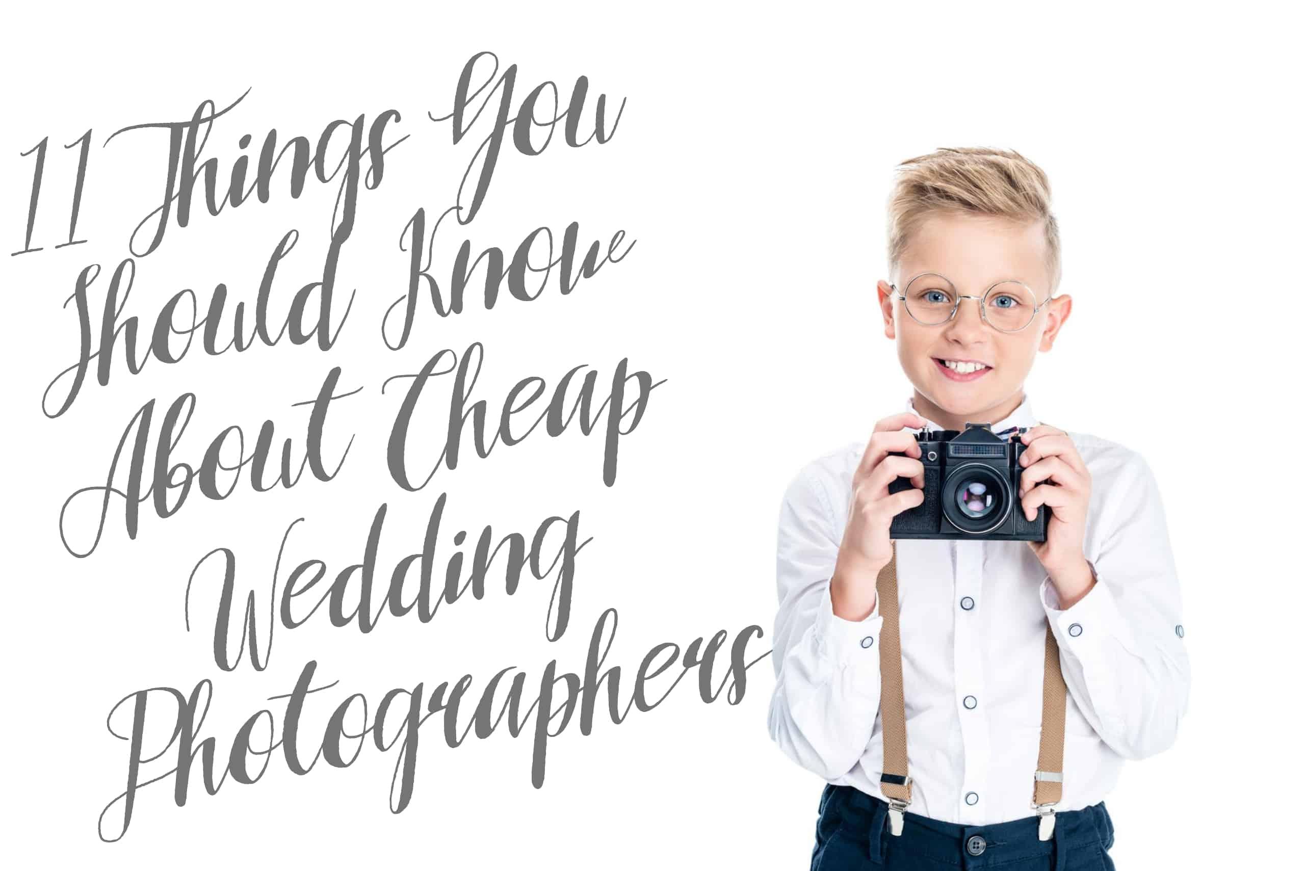 Cheap Wedding Photographer Crello 2